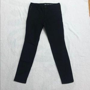 Gap High Stretch Black Legging Size 8/29R